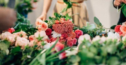 Bodrum Haftaiçi çiçekçilik Kursu 29 Nisan 2019 Buse Ekinci çiçek