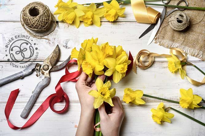 haftasonu çiçekçilik kursu