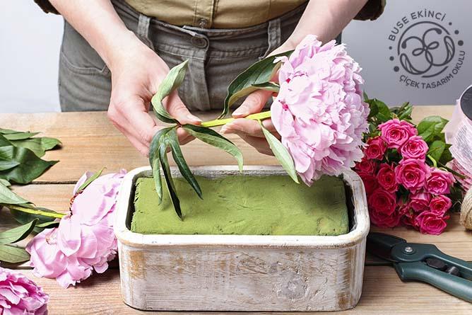 haftaiçi çiçekçilik kursu